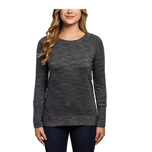 NWT Champion Lightweight High-Low Hemline Crew Top